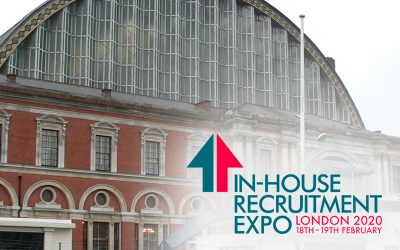 Coensus exhibiting at the In-House Recruitment Expo
